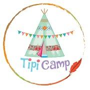 Logo Tipi Camps club