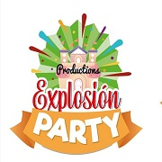 EXPLOSION PARTY LOGO
