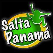 Logo Salta Panama Negro